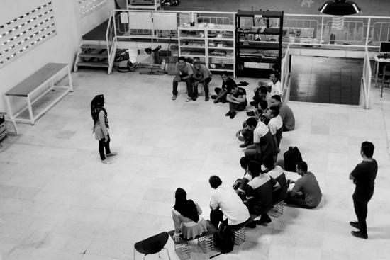 Speak Training untuk meningkatkan rasa percaya diri karyawan