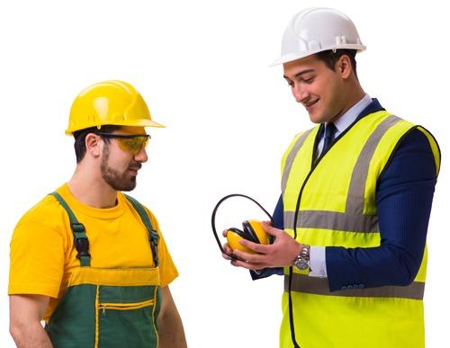 helm keselamatan kerja