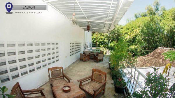 Balkon Solo Abadi untuk mencari Inspirasi