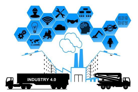 Industri di era kemajuan teknologi