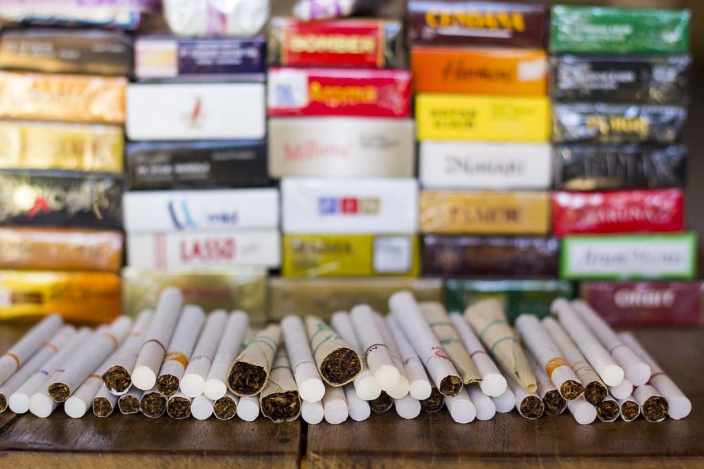 industri rokok di indonesia