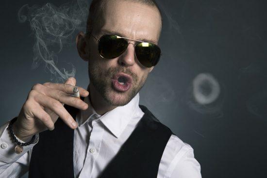 Merokok sebagai gaya hidup