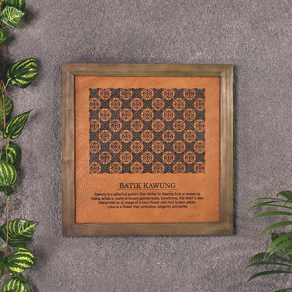 produk malika leather batik