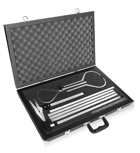 Portable Anthropometri Complete Set Series