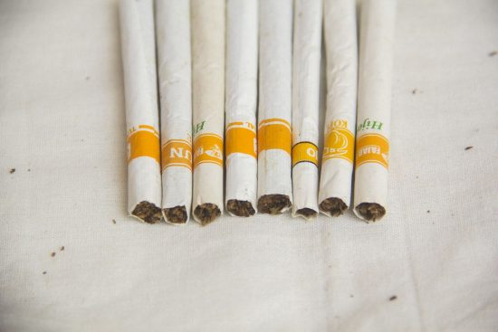 Hand Clove Cigarettes