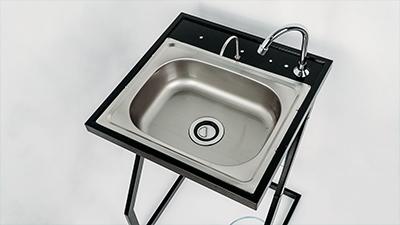 Better Handwash Wastafel Injak