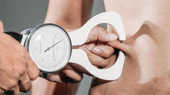 Skinfold Caliper Metrisis cara pengukuran