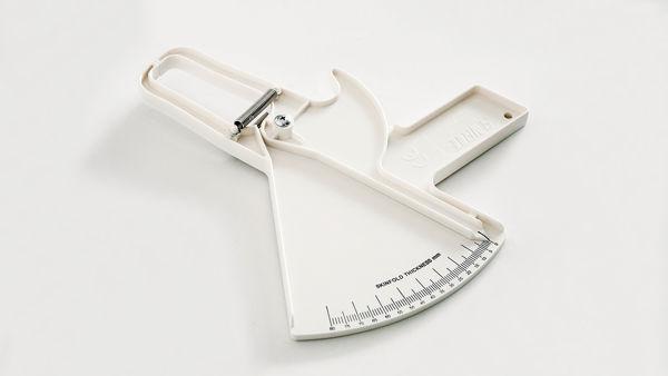Slim Guide Skinfold Caliper Tool atau Alat