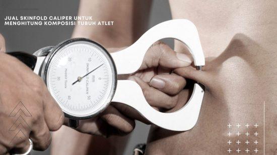 Jual Skinfold Caliper Untuk Menghitung Komposisi Tubuh Atlet