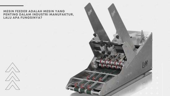 mesin feeder